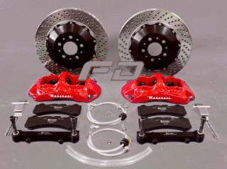 Formula Dynamics / Brembo� Big Brake Kit for<br>  Maserati Coupe & Spyder BREMBO� Big Brake Kit for Maserati 4200 Coupe, Sypder and GranSport