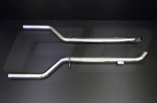 Larini Systems - Stainless Steel Connecting Pipes Finish off your Larini Exhaust System with Stainless Steel Connecting Pipes