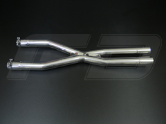 Larini Systems - X-Pipe Upgrade your Coupe or Spyder beyond the GranSport Specification