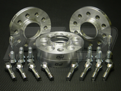 Performance Wheel Spacer Kit Wider Stance and Improved Handling for your Maserati