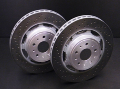 Formula Dynamics Performance Brake Rotors Formula Dynamics Performance Brake Rotors for all Maserati GranTurismo 4.7L models