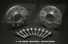 Performance Wheel Spacer Kit Wider Stance and Improved Handling for your Maserati Levante