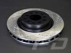 Formula Dynamics Performance Brake Rotors<br>  for Ferrari 550 Formula Dynamics Replacement Brake Rotors for Ferrari 550