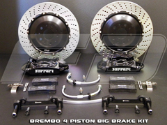 Formula Dynamics / Brembo� Big Brake Kit for<br>  Ferrari BREMBO� Big Brake Kit for Ferrari Testarossa